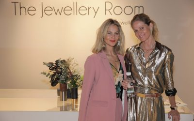 The founders of The Jewellery Room